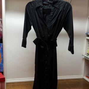 Express Design Studio/ Button Down Dress